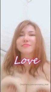 Big breasted Anri Okita
