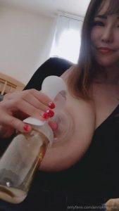 Anri Okita breast pump