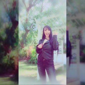 Hitomi Tanaka outdoors