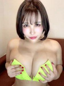 Mion Hazuki in green top
