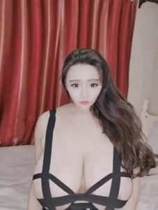 Youyoulama friend has monster tits